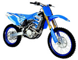 TM Racing MX 250 F 2006