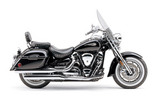 Yamaha Road Star Midnight Silverado 2006