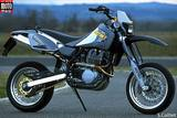 CCM 604 DS Supermoto 2002