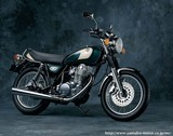 Yamaha SR 400 2006