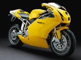 Ducati 749 S 2005