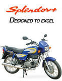 Hero Honda Splendor+ 2005