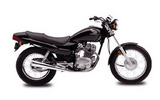 Honda CB 250 Nighthawk 2005