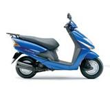 Honda Dio 2005