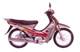Honda NF 100 Wave 2005