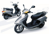 Honda Spacy 100 2005