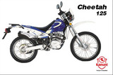 Kanuni Cheetah 125 2005