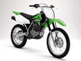 Kawasaki KLX 125 L 2005