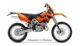 KTM EXC 200 Usa 2005