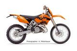 KTM EXC 250 Usa 2005