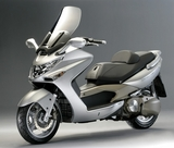 Kymco Xciting 500 2005