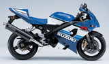 Suzuki GSX-R 600 Limited Editions 2005