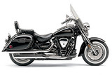 Yamaha Road Star Midnight Silverado 2005