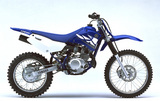 Yamaha TT-R 125 L 2005
