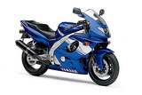 Yamaha YZF 600 R thunder cat 2005