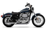 Harley-Davidson XLH Sportster 883 Hugger 2003