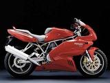 Ducati SS800 2004
