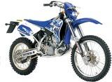 Factory bike Desert YR 250 2004