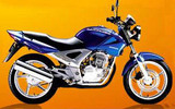Honda CBX 250 TWister 2003