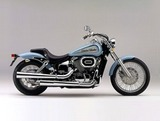 Honda Shadow Slasher 2003