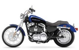 Harley-Davidson XL 1200 C Sportster Custom 2004