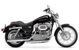 Harley-Davidson XL 883C Sportster Custom 2004