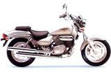 Hyosung GV 125 Aquila  2003