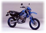 Kawasaki D-tracker 2003