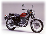 Kawasaki Estrella Custom 2003