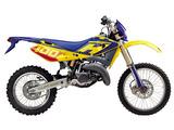 Husqvarna WR 125 2004