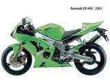 Kawasaki ZX-6RR 2003