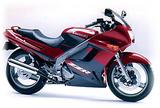 Kawasaki ZZR 250 2003