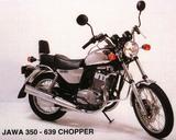 Jawa 350 Chopper 2004