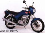 Jawa 640 Style Super luxe 2004