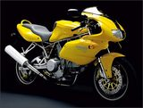 Ducati 750 SS i.e. N-C 2001