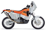 KTM 660 Rally Factory Replica 2003