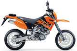KTM 660 SMC 2003