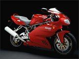 Ducati 900 SS i.e. N-C 2001