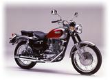 Kawasaki Estrella Custom 2004