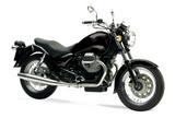 Moto Guzzi California Stone Metal Balck 2003