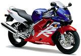 Honda CBR 600 F(4)X 1999