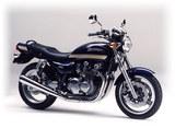 Kawasaki Zephyr 750 (Japan) 1999