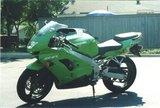Kawasaki ZX-9R Ninja 1999