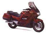 Honda ST 1100 Pan European (cbs-abs met TCS) 1998