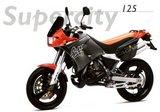 Cagiva Supercity 125 1997