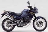 Kawasaki KLE 500 1997
