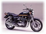 Kawasaki Zephyr 1100 (Japan) 1997
