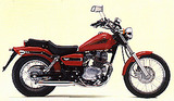 Honda CMX 250 Rebel 1996