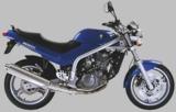 MZ Skorpion 660 Tour 1996